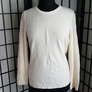 NWT Lord & Taylor Cashmere Sweater